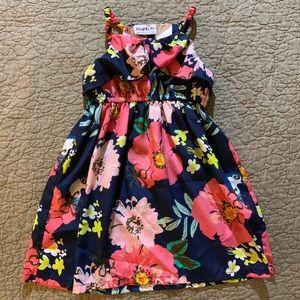 [3T] EUC Lovely Girls Floral Sundress